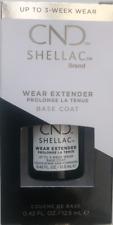 CND Shellac Esmalte de Uñas de Gel UV/LED 12.5ml - Extensor de desgaste Capa Base