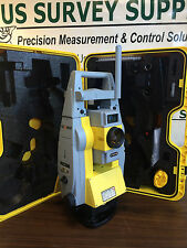 """Geomax 5"""" Zoom90 Robotic Total Station - 1 man syst - Brand New w WNTY & Support"""