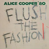 """Alice Cooper • Flush The Fashion • 12"""" • GREEN • VINYL RECORD LP 2018 •• NEW ••"""