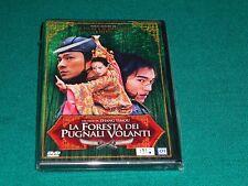 LA FORESTA DEI PUGNALI VOLANTI DI ZHANG YIMOU  1 DVD