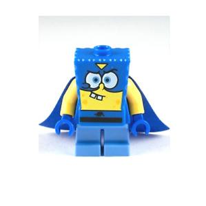 Lego SpongeBob SquarePants 3815 Super Hero Minifigure