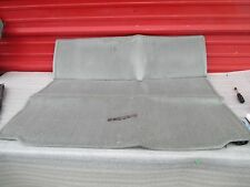 2008 - 2016 TOYOTA SEQUOIA GENUINE OEM REAR CARGO MAT CARPET TRUNK LINER RUG