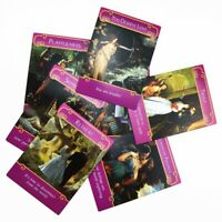 44PCS Romance angels Oracle Cartes Divination Fate Jeu de société Jeu de cartes