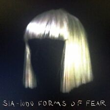 SIA - 1000 FORMS OF FEAR (CD) Sealed