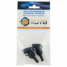 Mean Mug Auto (2x) Windshield Washer Nozzles for Chrysler, Dodge | 5116079AA