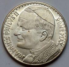 Commemorative medal, Saint Pope John Paul II Pontificate 1978, Totus Tuus