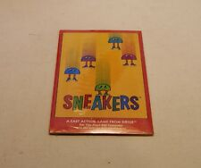 Sneakers by Sirius Software for Atari 400/800/XL - NEW