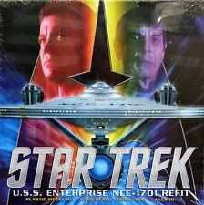 Star Trek U.S.S. Enterprise ncc-1701 Refit 1:350 model kit polar Lights pol949