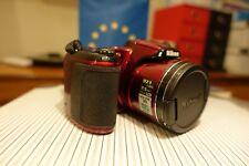 Nikon coolpik L810 Red edition