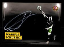 Markus Schubert Autogrammkarte Dynamo Dresden 2017-18 Original Signiert+A 176214