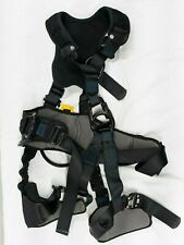 3m Dbi Sala 1113370 Rescue Full Body Harness Crossover Style S Repel