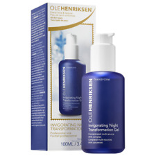 *NIB* OLE HENRIKSEN Invigorating Night Transformation Gel Retail $80 +BONUS!!