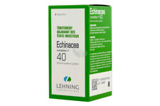 Lehning Echinacea complexe no40 for throat/nose  inflammation 30ml UK Stock