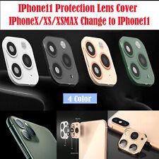 Schutzhülle Fake Kameraobjektiv-Kamera-Aufkleber iPhoneX&XS&MAX Ändern IPhone11