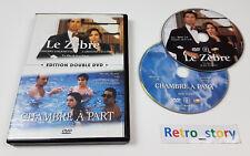 Coffret 2 DVD Le Zèbre & Chambre A Part