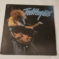 Ted Nugent Self Titled Epic EPC 691198 Vinyl Record Holland Pressing VG+ /G+