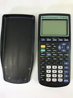 Texas Instruments TI-83 Plus Graphing Calculator w/ Slide Cover TESTED