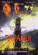 RAPA NUI -JASON SCOTT LEE -HARD CORE TRIBAL WAR NEW DVD - FREE LOCAL POST