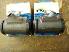 NOS OEM Ford 1965 1970 Mustang Falcon 6 Cyl. Wheel Cylinders 1966 1967 1968 1969