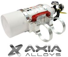 """Axia Alloys Quick Release 2 lb. Fire Extinguisher w/ 1.75"""" Mount - Bright Clear"""