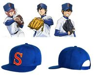 Japanese Anime Daiya no A Ace of Diamond  Logo cap hat cosplay daily wear gift