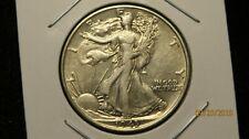 1943 Walking Liberty Half Dollar - SILVER 77