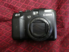 Canon PowerShot G11 10.0MP Digital Camera - Black