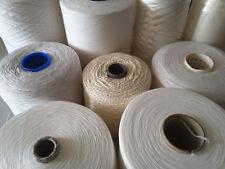 Markenlose einfarbige Handarbeits-Garne aus Baumwolle