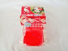 Sanrio Hello Kitty Food Sushi roll  Mold for your  Bento and meal from Japan