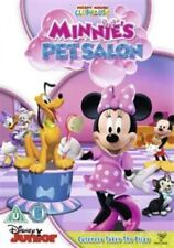 Mickey Mouse Clubhouse - Minnie's Pet Salon (DVD, 2014)