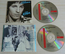 2 CD album THE RIVER - SPRINGSTEEN BRUCE 20 TITRES 1980