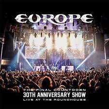 Europe - The Final Countdown 30th Anniversary Show Nuevo Blu-Ray