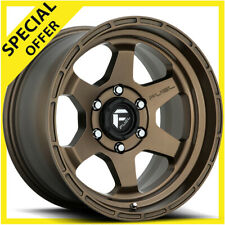 17 INCH FUEL SHOK WHEELS OFF ROAD 4X4 FIT Toyota Land Cruiser And Lexus LX