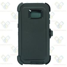 For Samsung Galaxy S7 Edge Case (Belt Clip fits OtterBox Defender) BLACK