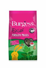 Burgess Excel Parsley Baked Treats 80g (pack of 6)