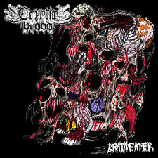 CRYPTIC BROOD - Brain Eater - CD - DEATH METAL