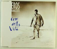 Maxi CD - Eros Ramazzotti - Cose Della Vita - A4338