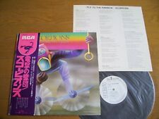 SCORPIONS – FLY TO THE RAINBOW  PROMO Japan  obi