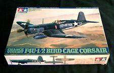 Tamiya au 1/48   Vought F4U-1/2  Corsair 61046