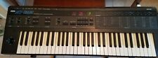 Korg Dw 8000 Synthesizer - mid 80s vintage - excellent playing condition
