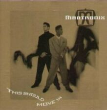 Mantronix This should move ya (1990)  [CD]