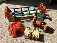 Thomas & Friends Wooden Railway Train Misty Island Adventure Set Incomplete