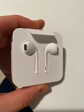 Apple OEM Headphones with Lightning Connector In-Ear Only Headsets - White