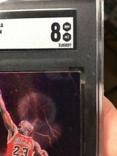 1993-94 Ultra Scoring Kings #5 Michael Jordan SGC 8 NM-MT Iconic Comp to PSA BGS
