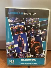 Les Mills Body Step Release #92 With Dvd Cd Booklet