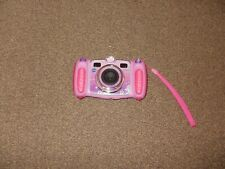 VTech Kidizoom duo 4 x Zoom 2M Pixel Pink tested Working