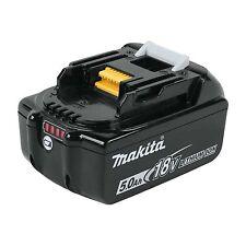 Genuine Makita BL1850B 18 Volt LXT Lithium-Ion 5.0Ah Battery W/ LED Gauge