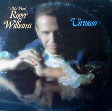 ROGER WILLIAMS - VIRTUOSO & FERRANTE & TEICHER - PIANO PORTRAITS - SEALED LPS