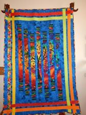 Timeless Treasures Fantasia Tree Quilt