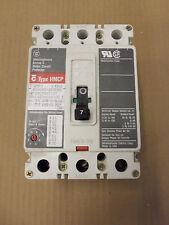 CUTLER HAMMER HMCP HMCP007CDC 3 POLE 600V 7 AMP CIRCUIT BREAKER PAPER RED